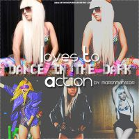 Loves To DITD Action by BathHausOfGaga