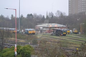 Leicester Depot [1] by DingRawD