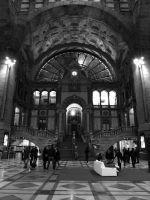 Antwerp Central Station by Smaragd01