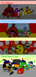 Five Nights at Terence's 2 (All Birds and Pigs) by AngryBirdsStuff
