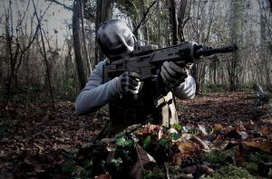 AIRSOFT IN ACTION by siegfried005