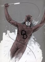 Daredevil by bfowler