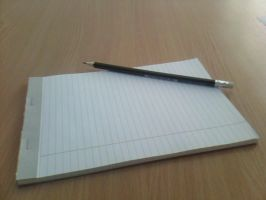 handmade notebook p2 by LinuxEvolution