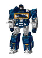 Soundwave Colored by AlmightyRayzilla