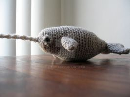 Narwhal by effunia