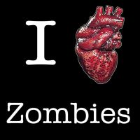 I love Zombies by ulgyashell