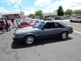 1983 Ford Mustang GT (Foxbody) by TheHunteroftheUndead