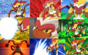 Infernape by SRMTHFGluver555