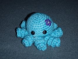 Baby Octopus #2 by jedimeg16