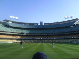 It's Time For Dodger Baseball by CrazyNarutoFanatic