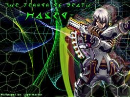 Wallpaper Haseo Xth Form by shirotsuki-hack