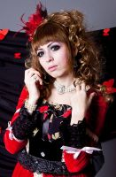 Hizaki grace project 4 by Mana-himeI