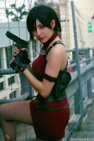 Ada Wong - Resident evil by Necroquantum
