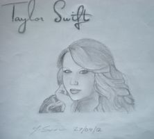 Taylor Swift by cheekygirl-1997