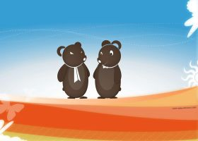 Bear Love by sidath
