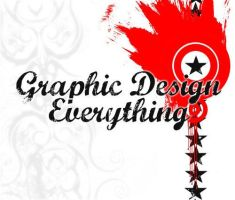 Graphic Design Everything by NeoZeroX