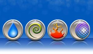 Circle Button Designs by dnewlenox