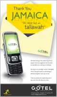 GoTel Press Ad by owdesigns
