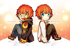 Mystic Messenger: 707 by Jintii