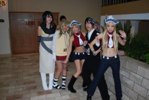 29 -Soul Eater cosplays by TThor
