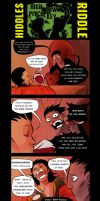 The Hiddles Riddle by frogsfortea