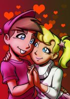 Timmy/Veronica by SniperM1D