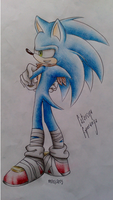 Sonic Boom Color Pencils! by BlueLucarioAura
