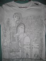 Shadow of the colossus shirt by cats-on-mars8