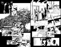 Project AJAX Interior pages 6- by stevescott