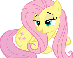 Sleepy Fluttershy by Donnyku