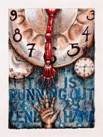 Time is Running Out. by Izzki