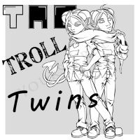 The Troll Twins by YoursTruly777