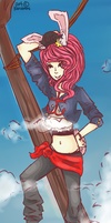 pirate thingy redone by Karuimimi