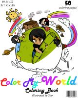 Coloring book by StarValerian