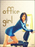 Office Girl by vander90