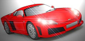 Noble M-15 vector by CarMadMike