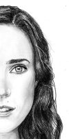 Jennifer Connelly by Galbatore
