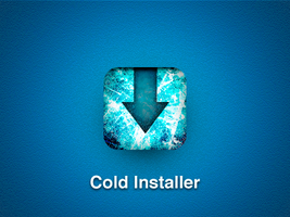 Cold Installer Icon by arTeem