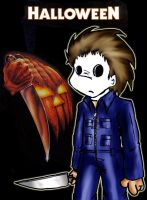 Michael Myers by xEvilxPenguinxNinjax