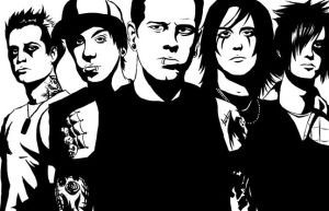 Avenged Sevenfold for TheKellz by JerichoDA