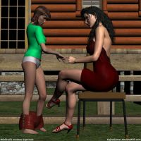 Buffy's Spanking Club - First Game 16 by KajiraGames