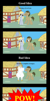 Good Idea, Bad Idea: The Doctor by animegx43