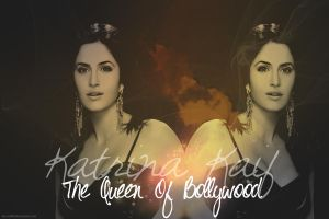 The Queen Of Bollywood - Wall by me969