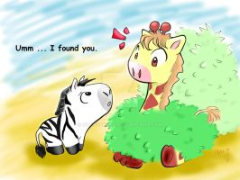 Found You. by SoapyFresh