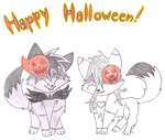 Happy Halloween! by AxelScarletVIII
