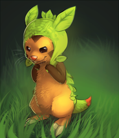 Chespin by possim