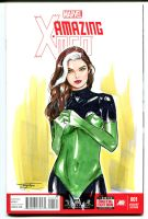 X-Mens' Rogue by Artfulcurves