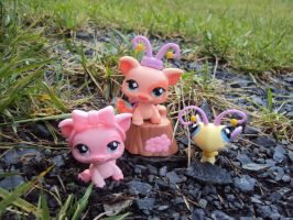 My Littlest Pet Shop by randomalways