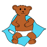 Baby Bear Made By rwmtiger by rwmtiger