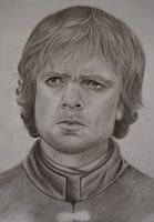 Tyrion Lannister by trixytang